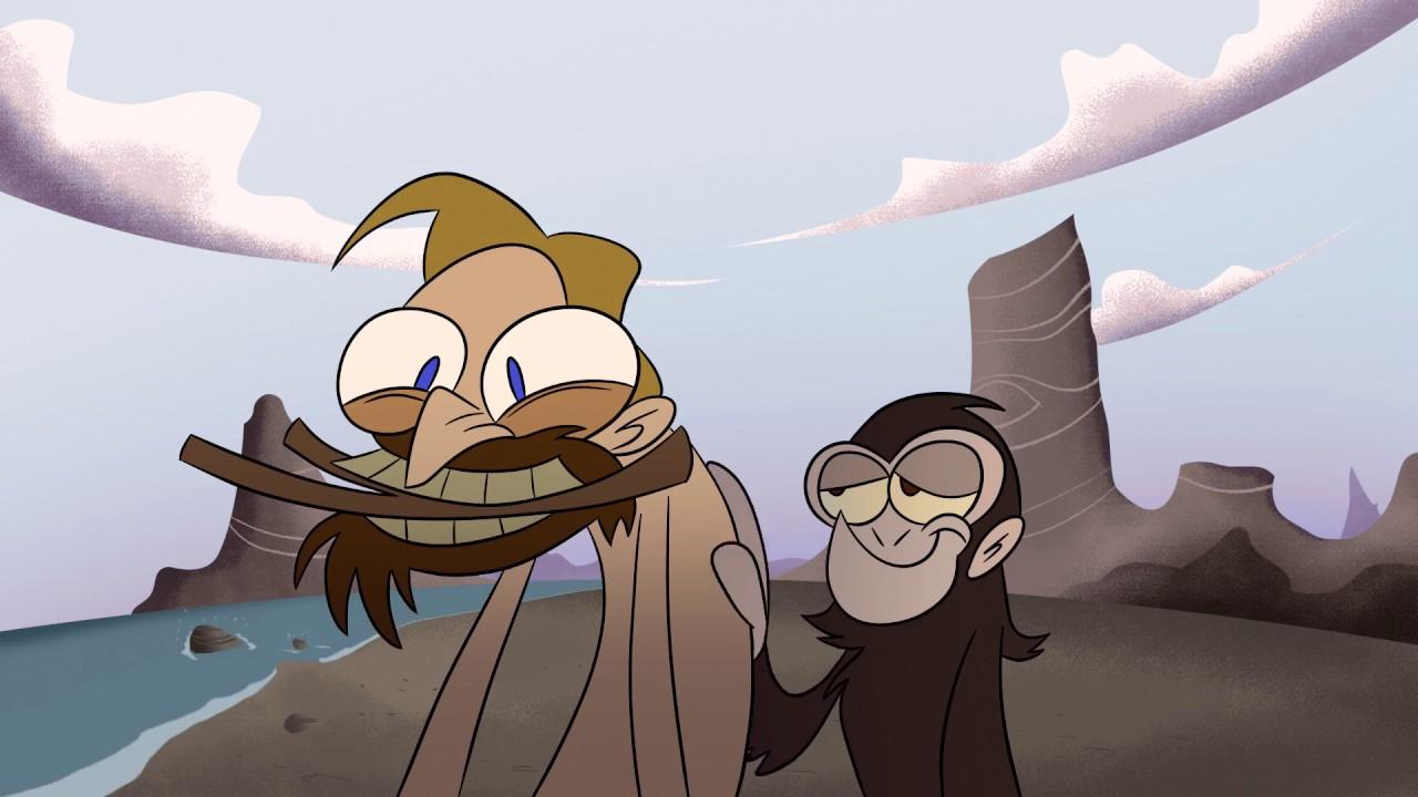 "Download ""BAD DAYS""  'Planet of the Apes' Season 3 Episode 9   MarvelousTV"