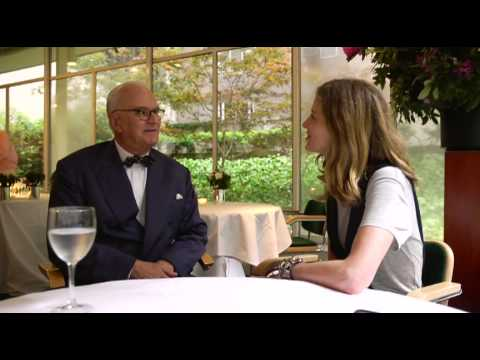 Manolo Blahnik Talks Shoes with Amanda Brooks