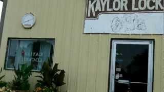 Kaylor Sd: Trip Through Town