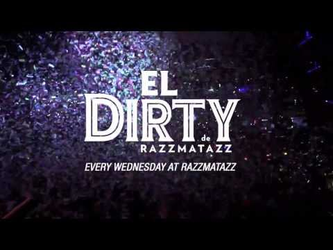 El Dirty de Razzmatazz 4th Anniversary