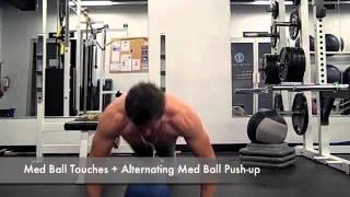 Athlete Training - Power + Endurance Circuit