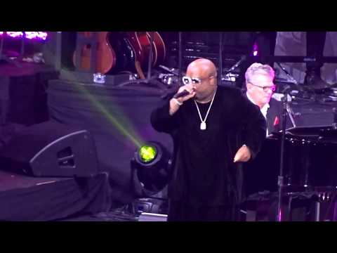Cee Lo Green (LIVE) - Crazy (David Foster Concert in Vancouver)