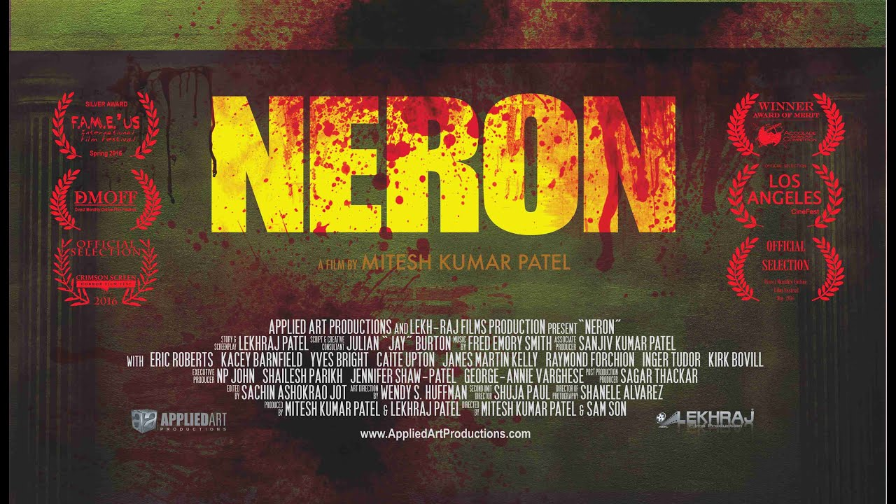 NERON Official Trailer HD