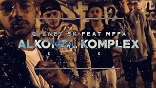 GJENET feat. MFFA - ALKOHOL KOMPLEX(prod.by SK RECORDS)
