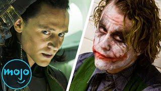 Top 10 des méchants de cinéma qui voulaient se faire prendre