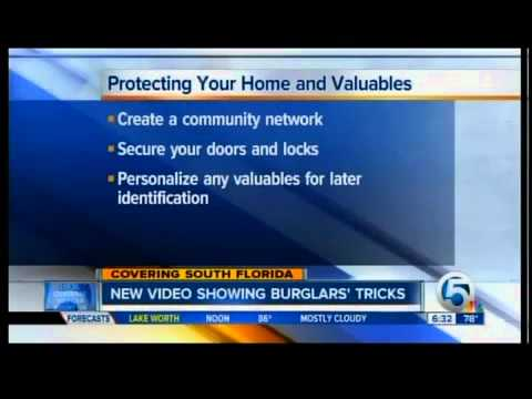 How to protect your home from criminals