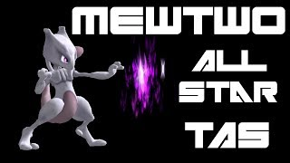 Mewtwo All Star TAS (Very Hard, No Damage)