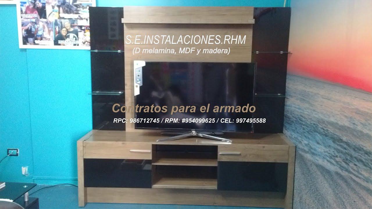 ARMADO DE CENTROS DE ENTRETENIMIENTO DE RIPLEY SAGA MAESTRO PROMART SODIMAC 45a20dfff450