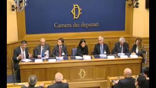 Roma   Un Centesimo per il Sociale  Conferenza stampa 04 04 14