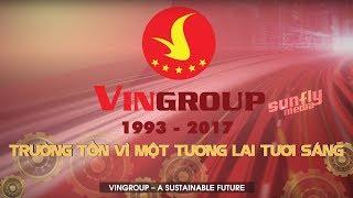 Gambar cover [Sunflymedia] [Corporation business] Giới thiệu tập đoàn Vingroup 24 năm