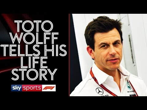 From handing out leaflets to running Mercedes F1! | The Story of Toto Wolff