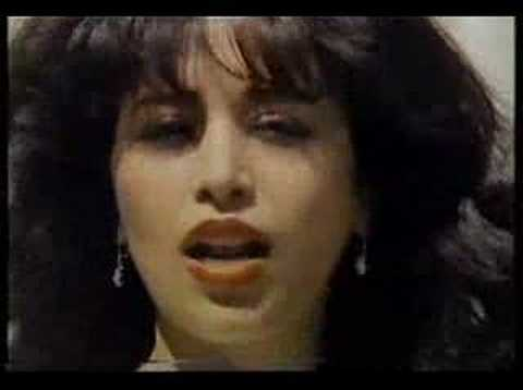 Ofra Haza - Galbi (+Paula Yates Interview 'The Tube' C4 1986