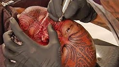 New Zealand TATTOO (Maori) | Blood and Tattoo Part 1 | Ancient Ink