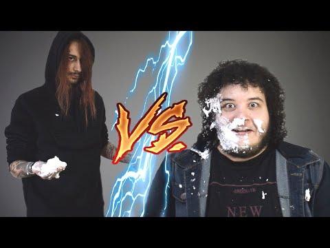 Sin boy VS Manos | Juju Challenge