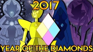YEAR OF THE DIAMONDS [Steven Universe in 2017]