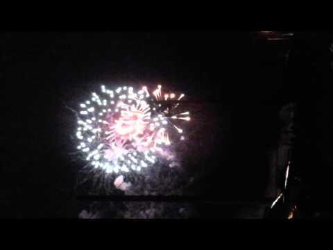 2015 university of Delaware fireworks