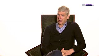 Arsene Wenger's A-Z of football- 'D' is for Didier Deschamps