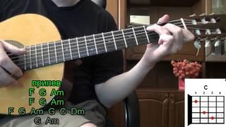 Потерянный Рай Ария Кипелов. Как играть на гитаре