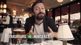 Bet & Méchant - Julien Cazarre présente Strasbourg - OM
