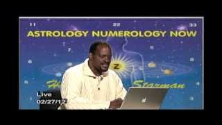 MERCURY RETROGRADE in MARCH 2012 Part 1 - ASTROLOGY NUMEROLOGY NOW - Live February 27, 2012
