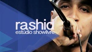 """Baixar """"Mil cairão"""" - Rashid no Estúdio Showlivre 2013"""