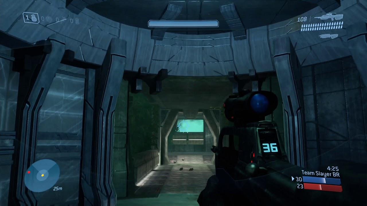 Halo 3 42 Kills 2v4 Ranked TS