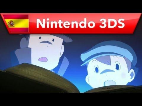 El profesor Layton vs. Phoenix Wright: Ace Attorney - Tráiler (Nintendo 3DS)