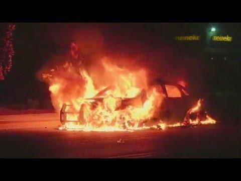 Riots, bullets, tear gas in Ferguson