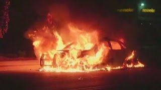 Riots, bullets, tear gas in Ferguson