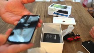 Unboxing the Allview V1 Viper Android Smartphone