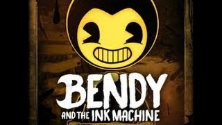 Bendy and the Ink Machine;: Chapter one full game playthrough/…