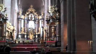 Walking Tour - Cathedral of St. Peter - Worms, Germany