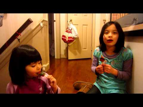 """""""I Won't Grow Up"""" -- Isabella and Vivian Almost Sing A Duet"""