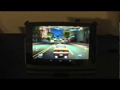 My Top 5 Video Games On Nexus 7 Tablet - Video # 1