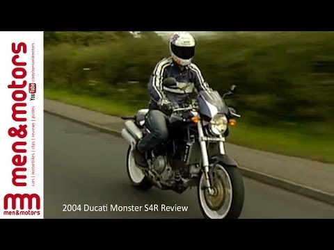 2004 Ducati Monster S4R Review