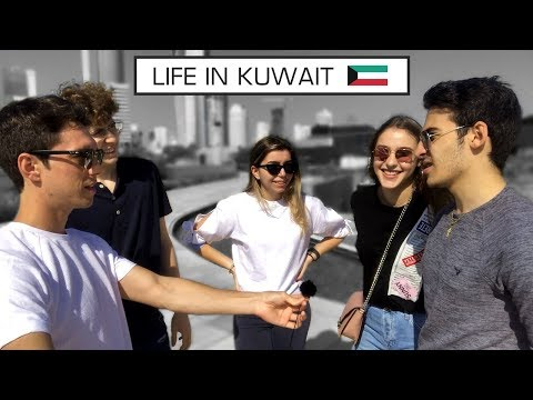 Asking People About Life In Kuwait