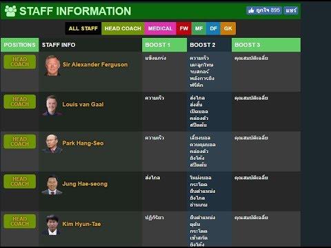 Fifa online 3 เปิดการ์ด STAFF จำนวน 681 ใบ