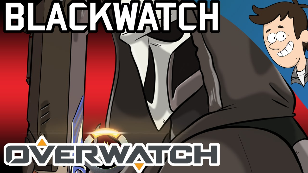 Blackwatch OVERWATCH (REAPER) SONG by MandoPony - YouTube