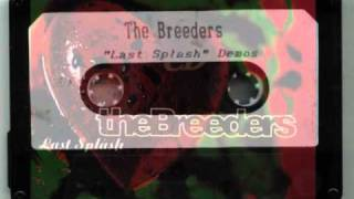 The Breeders - New Year (Instrumental demo)