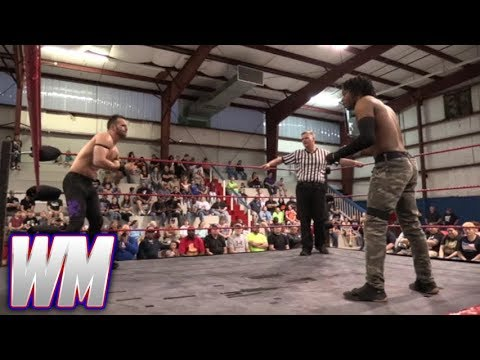 Dax Anthony vs Dominique Stuckey - WrestleMerica Apocalypse 4/14/18