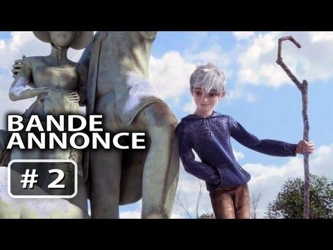 Les 5 Légendes Bande Annonce Vf 2 Youtube