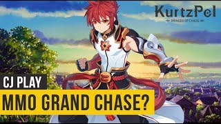 Novo Grand Chase para PC? Conheça o MMO Kurtzpel Bringer of Chaos
