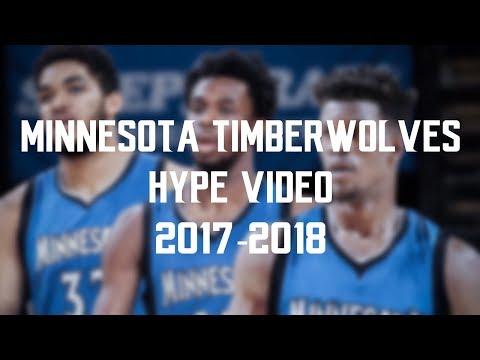 "Minnesota Timberwolves Hype Video 2017-2018 ""Weak"""