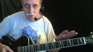 "Learn How to Play ""Rock Me Baby"" - Blues Guitar Lesson - Red Lasner"