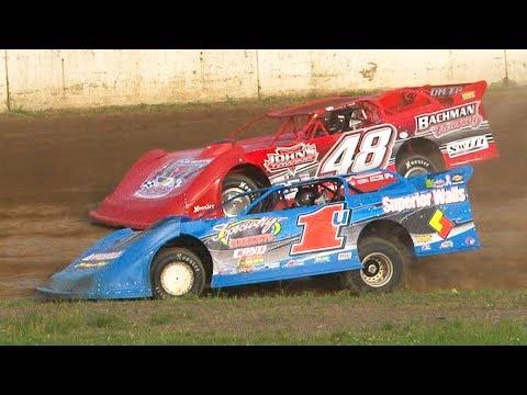 Super Late Model Heat Three | Eriez Speedway | 6-9-19