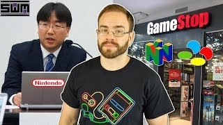 Nintendo Talks New Switch Hardware Rumors And Gamestop Might Actually Be On To Something | News Wave