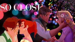 Non/Disney Couples- So Close from Enchanted OST (Jon McLaughlin)