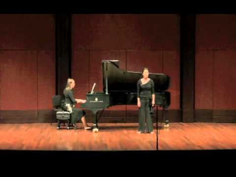 YoonGeong Lee Recital Recording - QCMS Voice Faculty