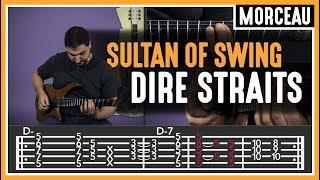 Cours de Guitare : Apprendre Sultans of Swing de Dire Straits