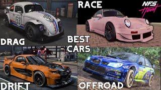 Nfs Heat Best Car Drag Drift Race Offroad Youtube